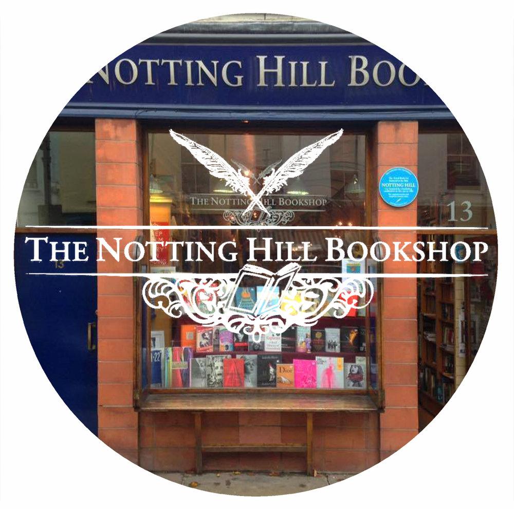 THE NOTTING HILL BOOKSHOP  13 Blenheim Crescent, London, W11 2EE, UK