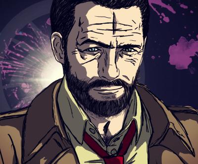 Detective Reggie Harper
