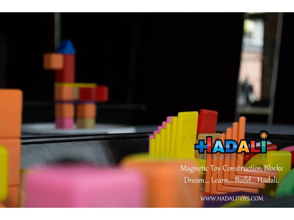 Hadali Pegasus and Blocks