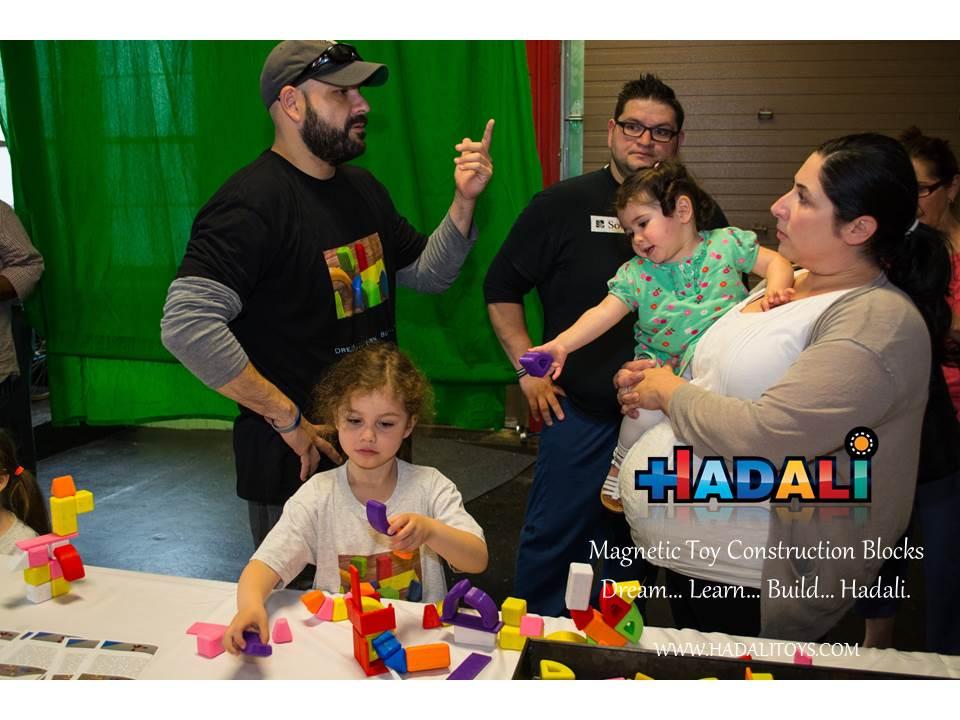 Hadali Toys - Collaboration