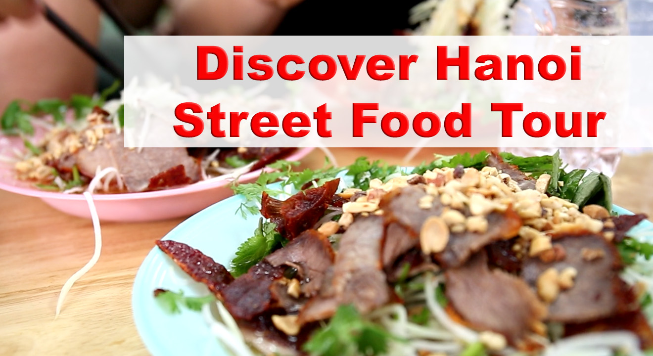 How to find the best streetfood in Hanoi?