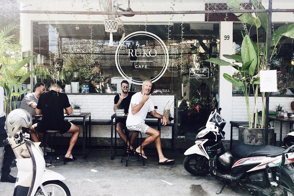 Ruko Cafe