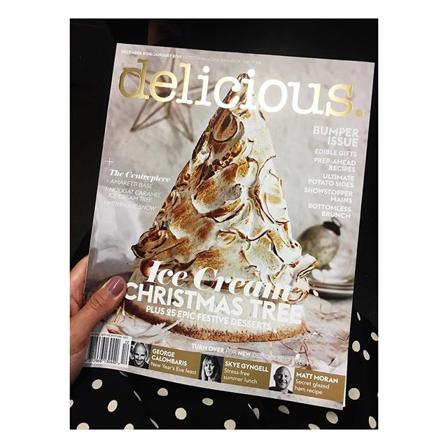 For the last 5 months I have been lucky enough to work at Australia's best food and travel mag @deliciousaus. I have designed a lot of pages, eaten so much good food and met some really talented people. Thank you @hayleyinc for getting me on board, it was short but good 💕