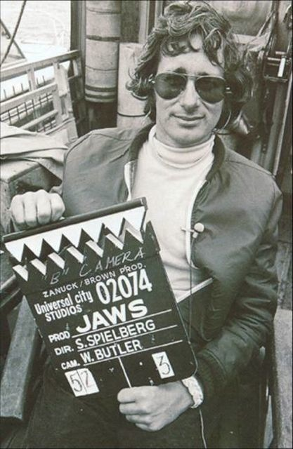 Spielberg's influence in Hollywood grew once Jaws became the most successful film of all time