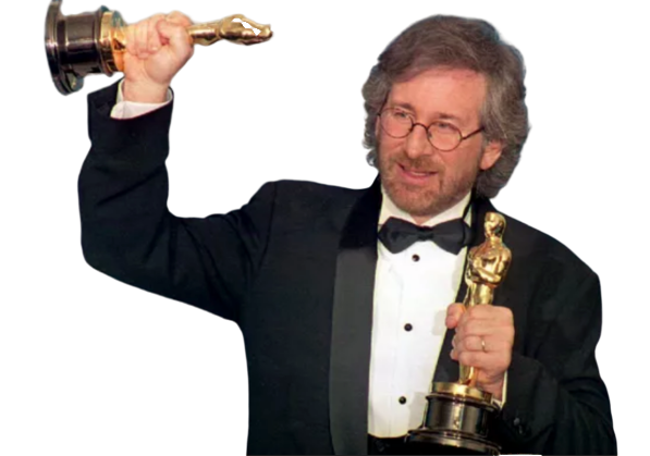 Spielberg is a multiple Oscar winner for films including Schindler's List and Saving Private Ryan