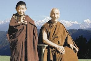Sogyal Rinpoche & Jamyang Khyentse Chökyi Lodrö