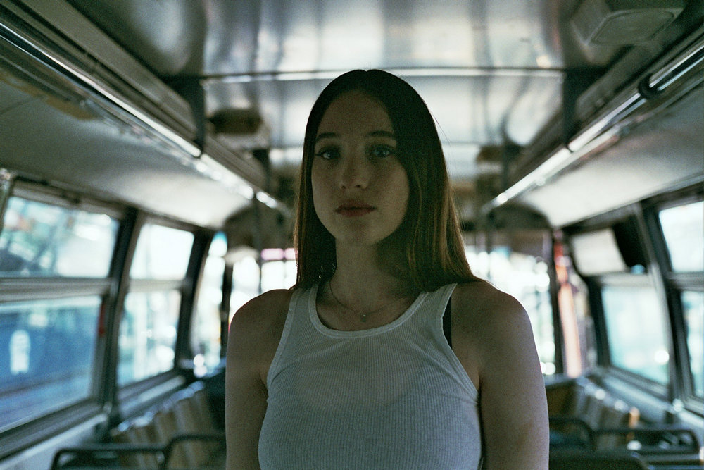 Sophie Lowe shot by Bonnie Wright