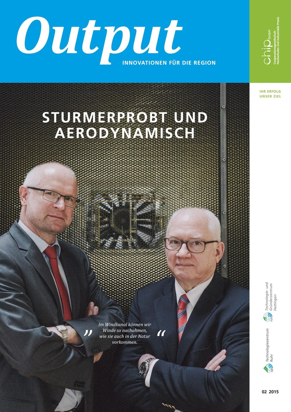 Output Magazine