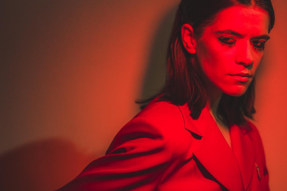 Ukrainian Fashion Week - designer GASANOVA - model Tamila Protsenko