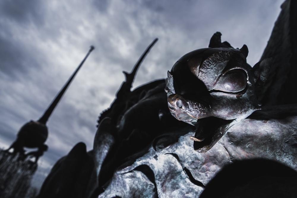 Sculptures by Dashi Namdakov