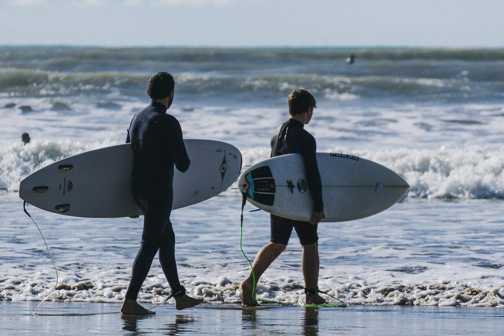 Surfing in Sitges Photo by Yuriy Ogarkov-002.JPG