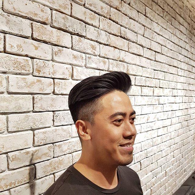 Swipe to see both sides of Sophie's cut! Thank you always! . . . . . . . . . #barber #barberlife #barbershop #japanesebarber #バーバーショップ #理容師 #理容店 #mens #menshair #メンズヘア #メンズヘアスタイル #barbering #sgbarber #barbersg #thebarberpost #barbernation #malegrooming #mensfashion #mensstyle #menstyle #barberstokyo #singapore #シンガポール #💇🏻♂ #haircut #hair