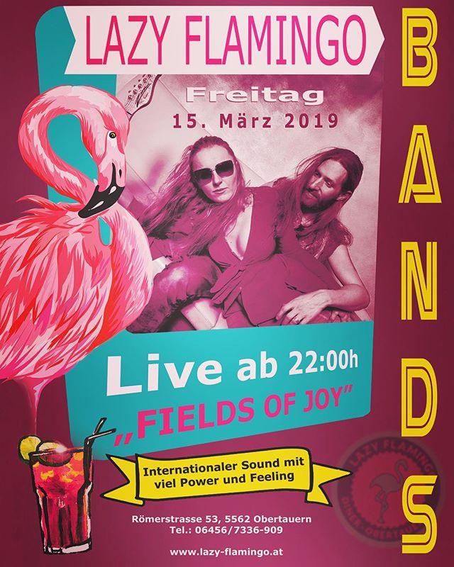 HEUTE das Finale von 'Battle of the Bands' ... DIE KULTBAND 'Fields of Joy' LIVE! Ein MUSS, versprochen!  #obertauern #loveobertauern #lazyflamingoobertauern #obertauern_com #fieldsofjoy #liveband #burgerrestaurant