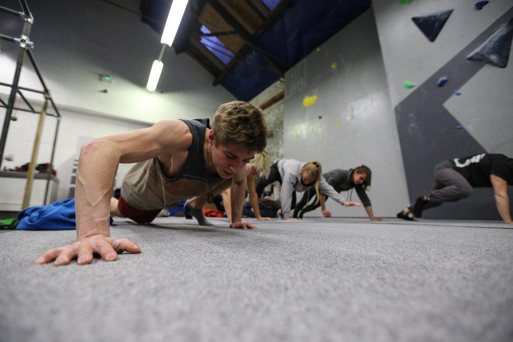 Team GB Training - Orrin Coley, Jen Wood, Tara Hayes  Photo Credit:    Sam Pratt