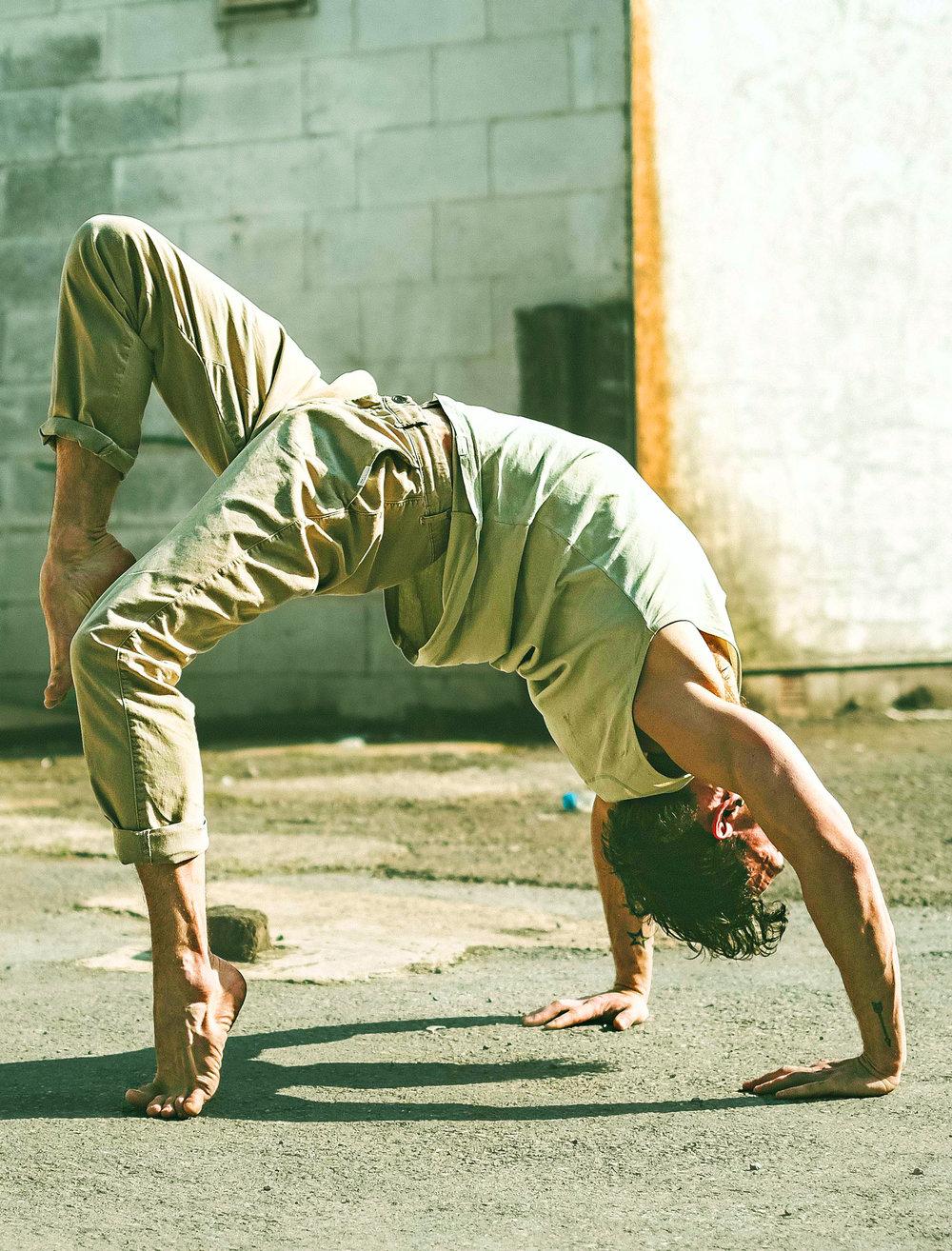 movement + meditation -