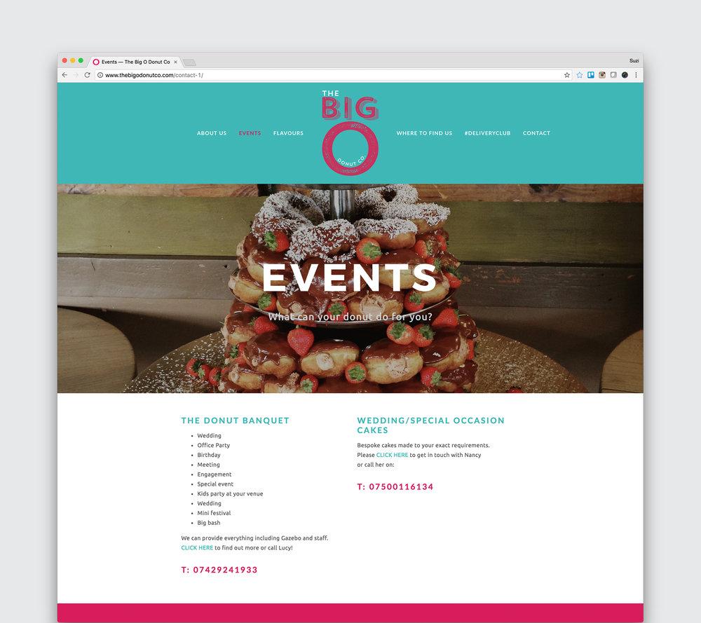 Website -  www.thebigodonutco.com