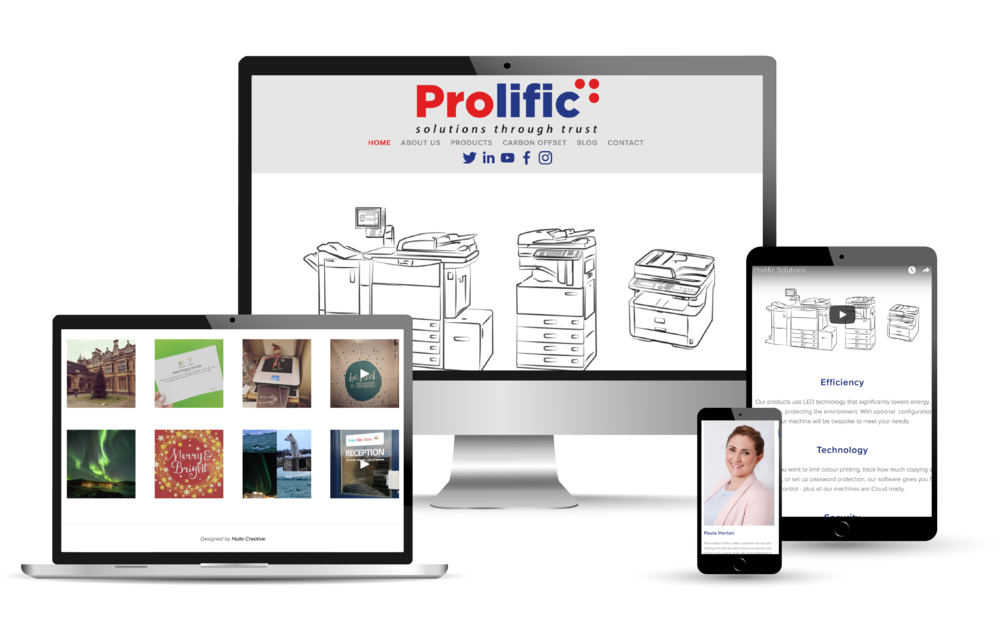 Prolific Solutions