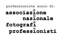 Member of TAU Visual Italian Association of Professional Photographers.