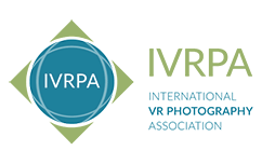 Member of IVRPA International VR Photography Association.