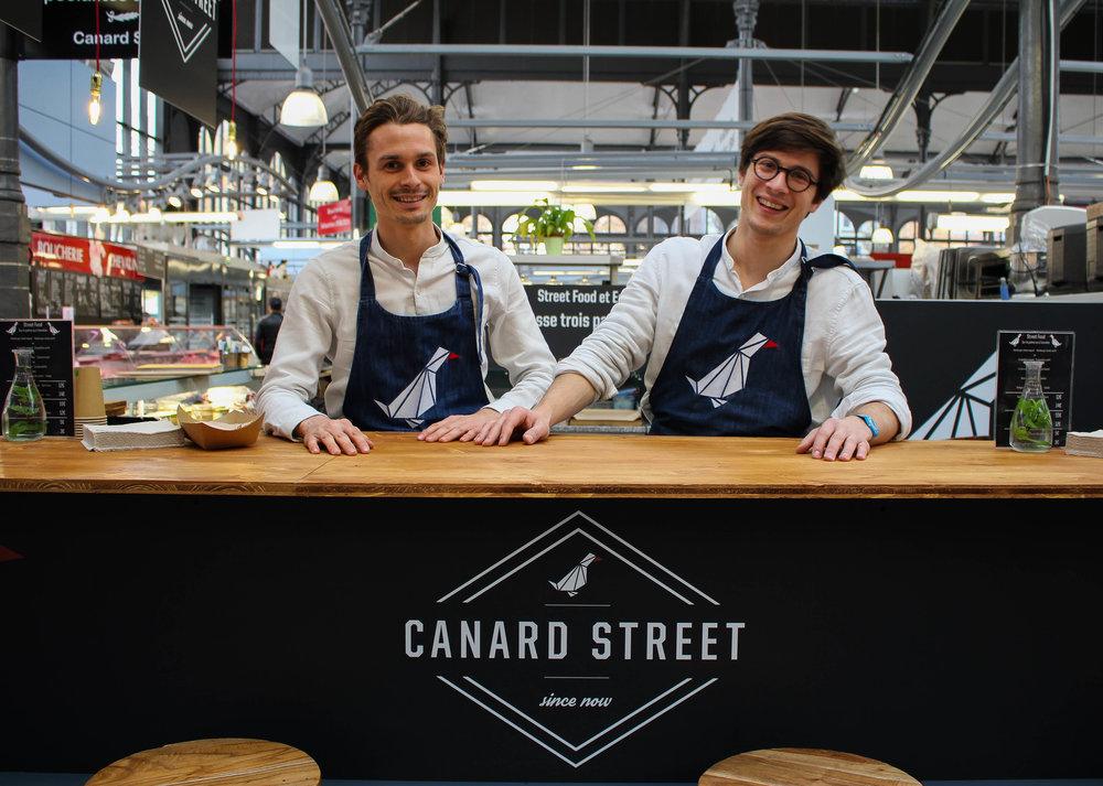 canard street meilleur restaurant magret Lille