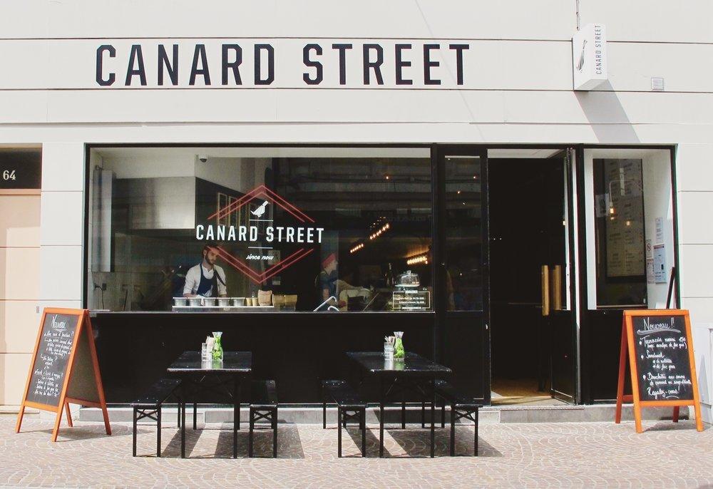 Canard Street rue de Béthune