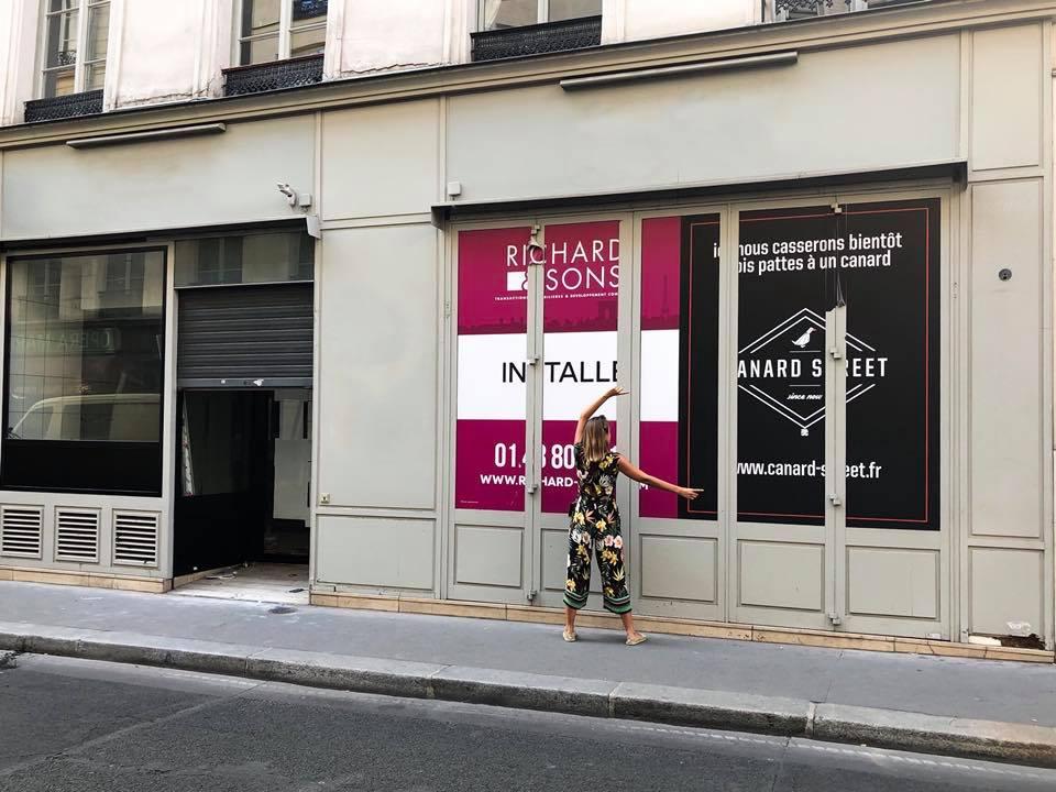 Canard Street Paris