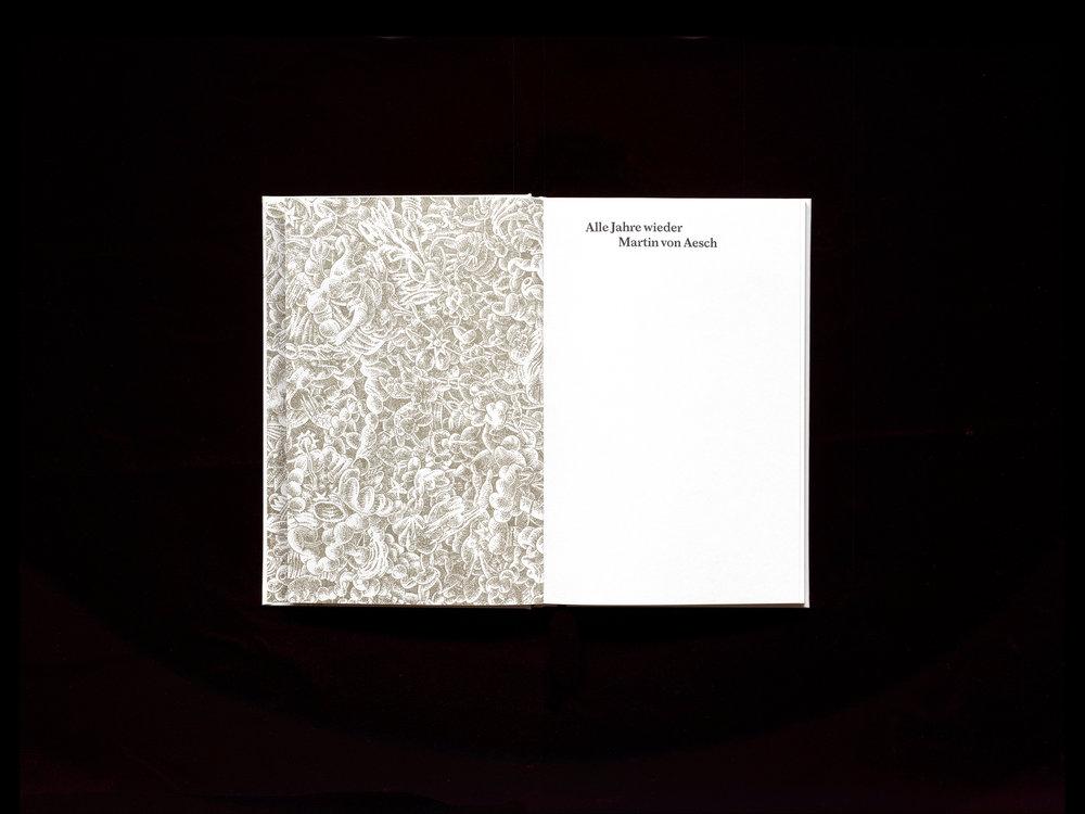 Alle Jahre wieder Book Design