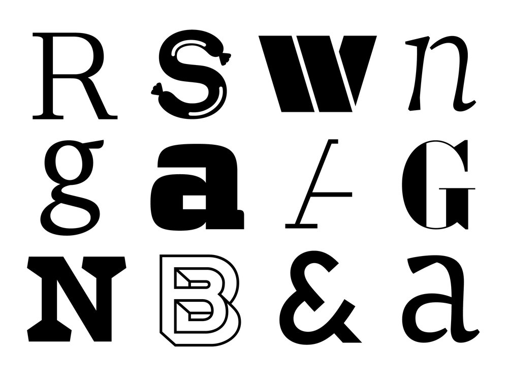 Various Type Design