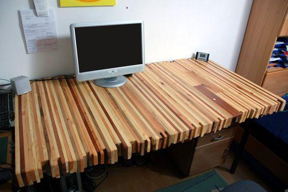 стол по мотивам предыдущего, сделанный в АвстрииMartin Wenzel