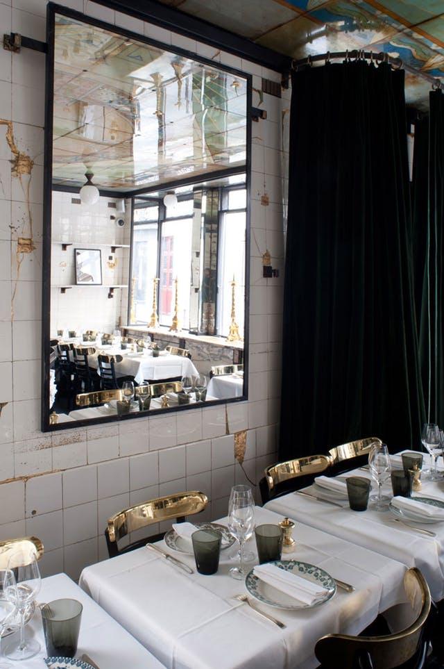 ресторан аргентинской кухни в Париже  источник