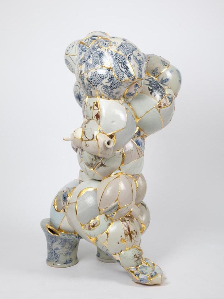 скульптуры корейского художника источник