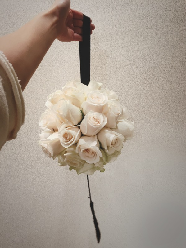 самые необычные букеты невесты