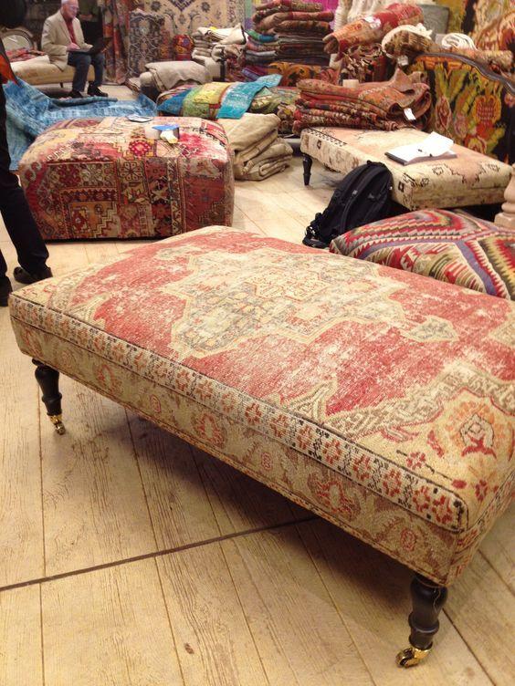 мебельная обивка из ковра