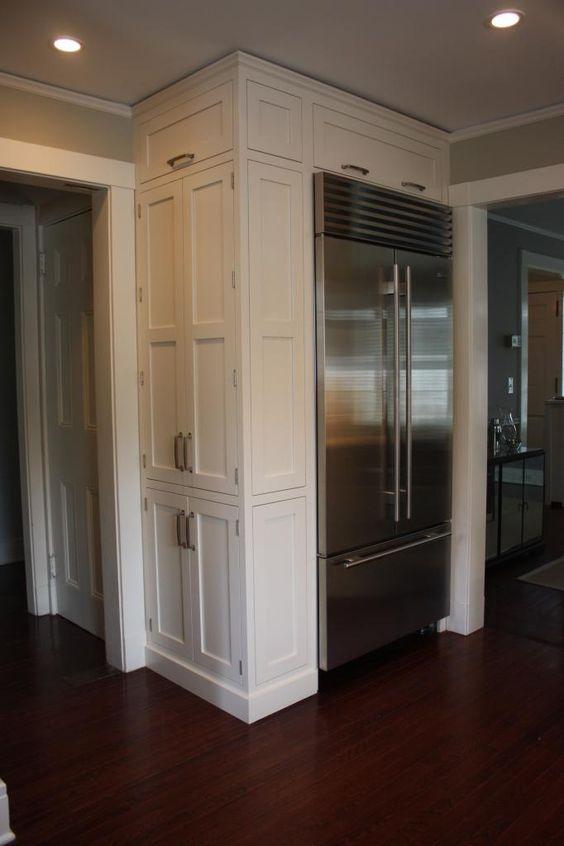 где найти местадля хранения на кухне