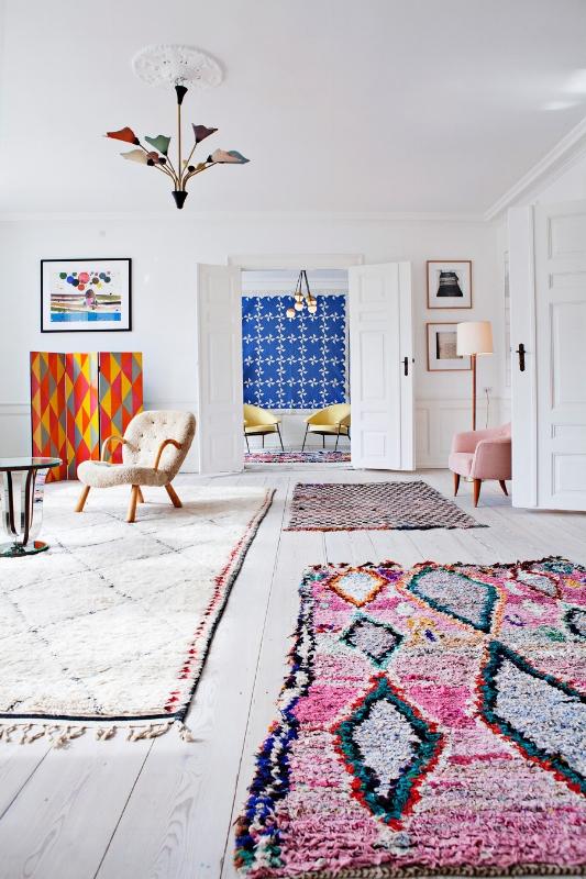 копенгагенский салон мебели и предметов интерьера The Apartment