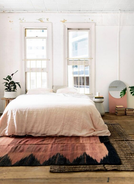 ковры для спальни