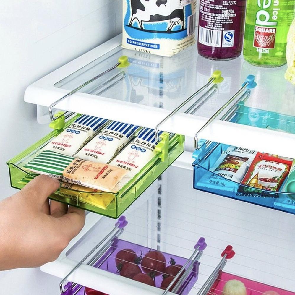 разделители полка для холодильника для высоких полок организация пространства