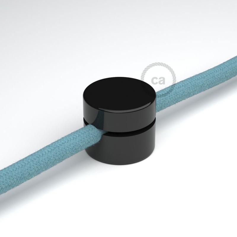 современные фиксаторы кабеля для внешней проводки  источник