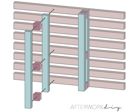 как легко и просто сделать самому мебель из поддонов