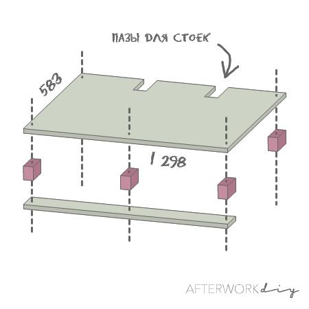 делаем мебель из поддонов сами легко