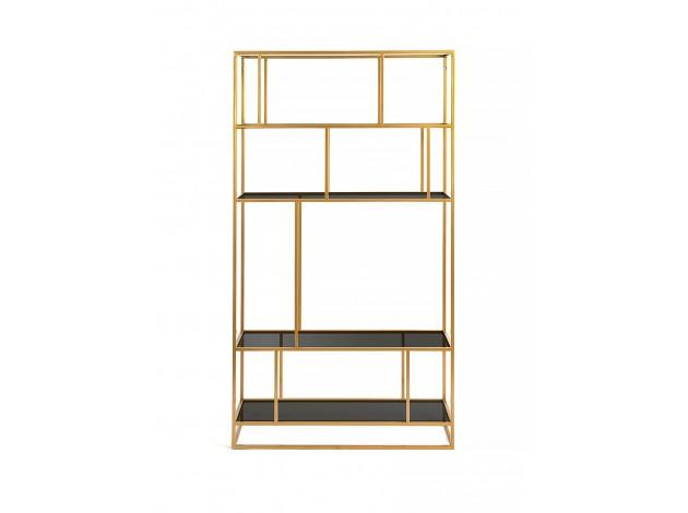 золотая этажерка стеллаж