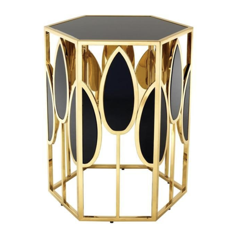 КОФЕЙНЫЙ СТОЛИК FLORIAN EICHHOLTZ SIDE TABLE FLORIAN ИЗ МЕТАЛЛА