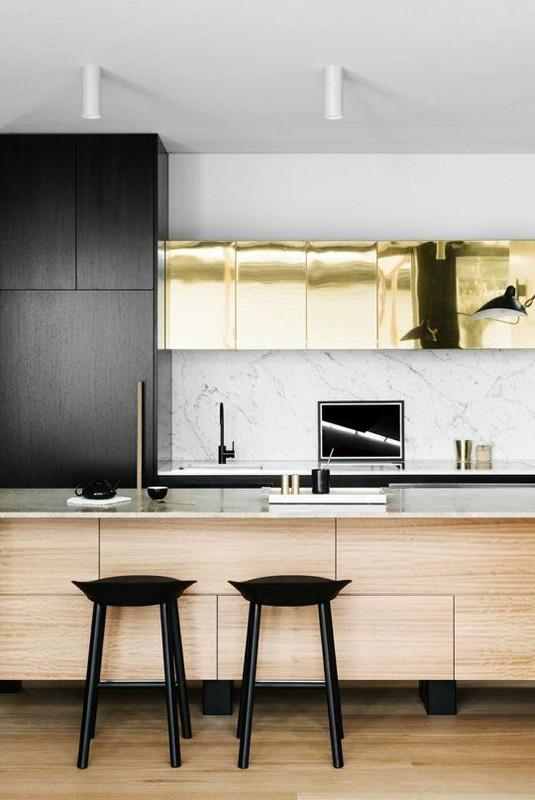 примеры красивых кухонь источник