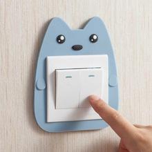 декоративная накладка на выключатель настенный детский