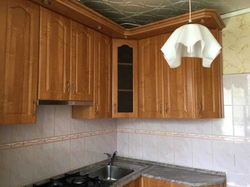 Бюджетный ремонт кухни своими руками. Фото кухни до переделки
