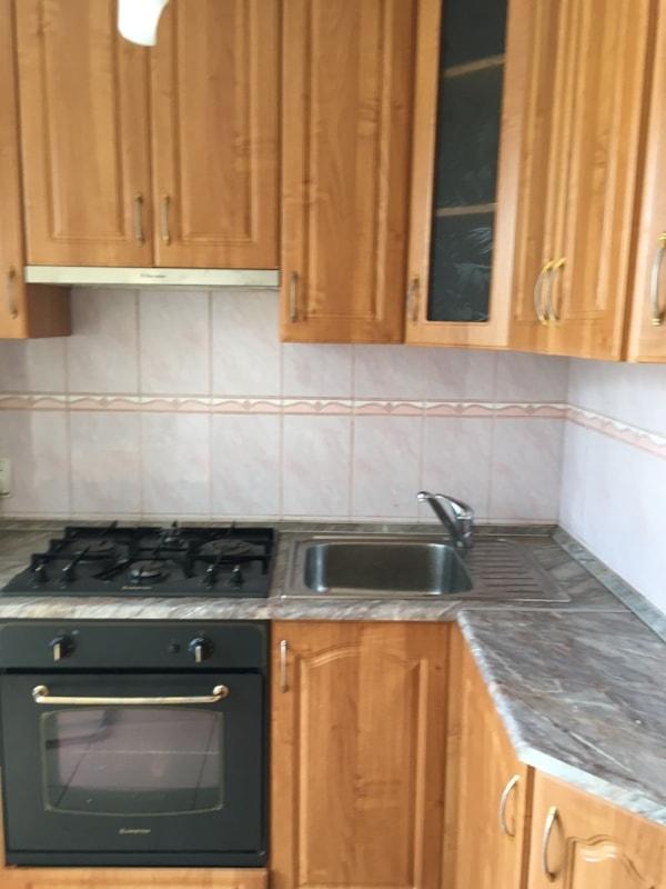 Фото кухни до переделки