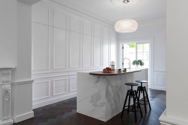 скрытая кухонная мебель  источник