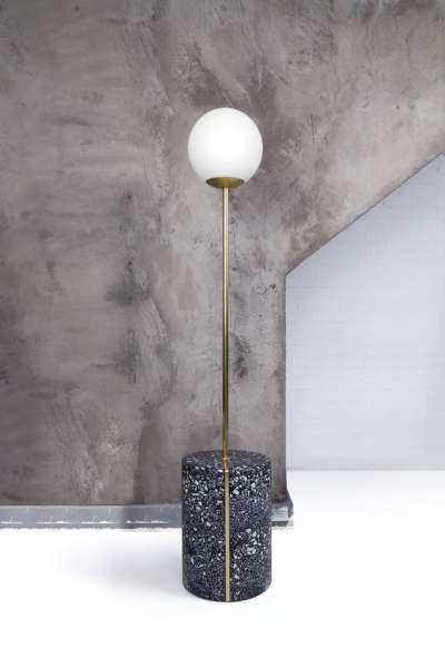 настольная лампа терраццо  источник
