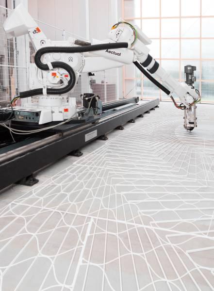 3D-принтер-робот  источник