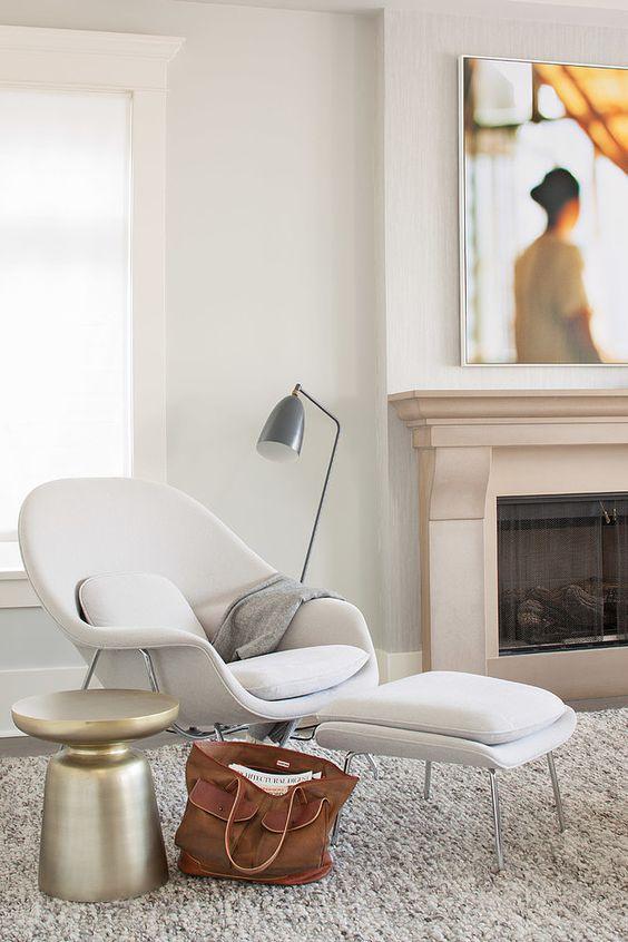 где купить стильные современные кресла    источник